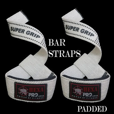 Weight lifting bodybuilding gym training wrist support gloves bar straps wraps