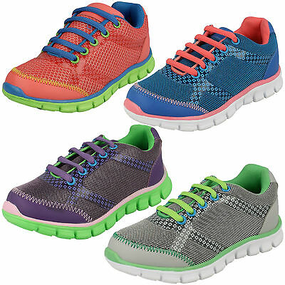 Wholesale Boys/Girls Casual Trainers 18 Pairs Sizes 10-2  H2346