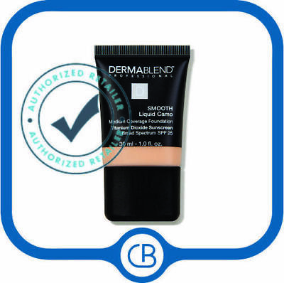 Dermablend Smooth Liquid Camo Foundation, Camel, 1 Fluid Ounce/30ML