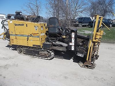 2005 VERMEER D18x22  DIRECTIONAL DRILL, BORING, HDD