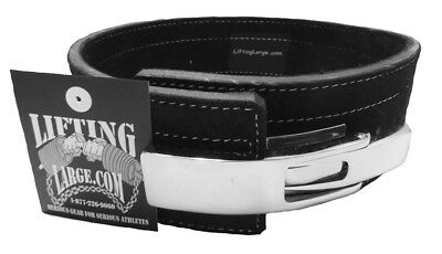 Competition 10mm Powerlifting Lever Belt - IPF Approved Crossfit