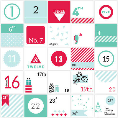 """Christmas Wishes Acetate Cards 25/Pkg 2""""X2"""" RC300315"""