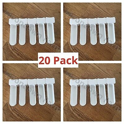 20 X Finger Drawers Egg Food For Cage & Aviary Birds Finches,Canaries & Budgies