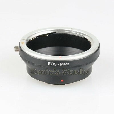 EOS-M4/3  Mount Adapter for Canon EF Lens to Micro 4/3 M43 MFT GX1 EP3 E-M5 EPL1