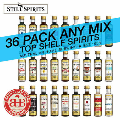 Still Spirits Top Shelf Spirit Essences ANY 36 OF CHOICE homebrew spirit making