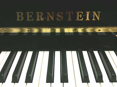 Bernstein New Upright Piano With Stool 120Cm Special Ed @ Cmc 02 9873 2333
