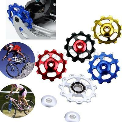 11T Sealed Bearing Derailleur Jockey Wheels Pulley For Shimano Sram 8/9/10 Speed