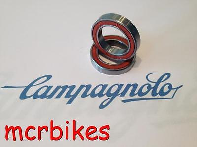 Campagnolo Scirocco Wheel Hub Bearings 4-Hb-Sc113 Chrome Steel /hybrid Ceramic