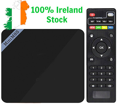 M8S Android 4.4 Kodi Fully Loaded 2Gb Quad Core TV Box Amlogic S812 Media Player