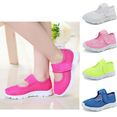 Breathable Toddler Girls Outdoor Casual Shoes Kids Children Sandals Summer Size