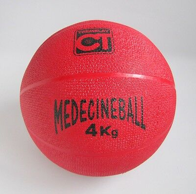 Medecineball Tremblay 4 Kg Balle Fitness Gym Sport Musculation Poids Crossfit