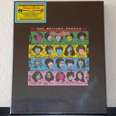 """Rolling Stones, The - Some Girls / Doppel-CD incl. DVD, 7""""-Vinyl limited box"""