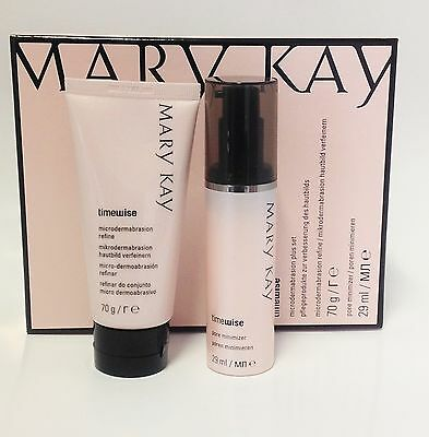 Mary Kay TimeWise Microdermabrasion Plus Set, Neu