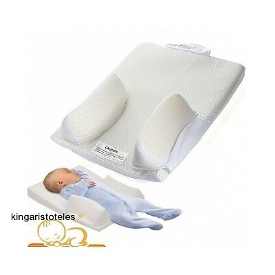 Baby Sleep Positioner Head Waist Support Anti Roll Safety Pillow Mat Cushion New