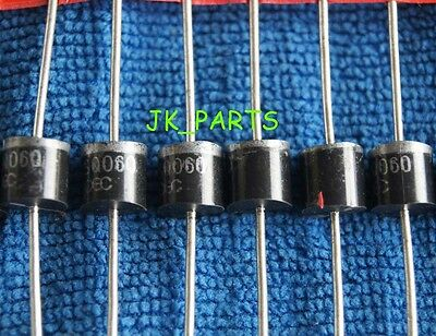 50pcs 15SQ060 15A 60V Schottky Rectifiers Diode, Brand New R-6