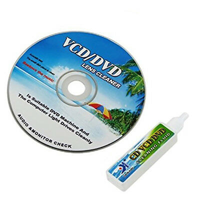 Kit Per Pulizia Dvd Vcd Ps2 Ps3 Xbox Lettore Cd Pulisci Lente Lens Cleaner Stock