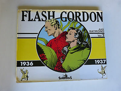 FLASH GORDON futuropolis volume 2 : 1936 / 1937