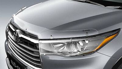 Toyota Kluger Headlamp Protectors 2014-2016 genuine accessories covers