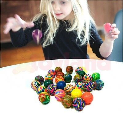 Bouncy Jet Balls Toy Boys Girls Kids Gift Birthday Party Bag Fillers Favor Loot