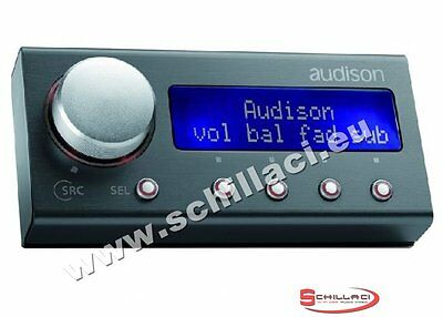 Audison DRC remote control for processors bit e amplifiers thesis