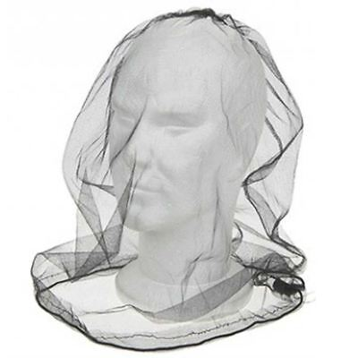 Over The Head Midge & Mosquito Mesh Net Protector Adjustable For Face And Neck