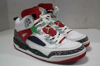 lowest price 5ec0c 1f7a3 2015 Nike Air Jordan Spizike White Poison Green Cement Retro 315371-132  Shoes 11
