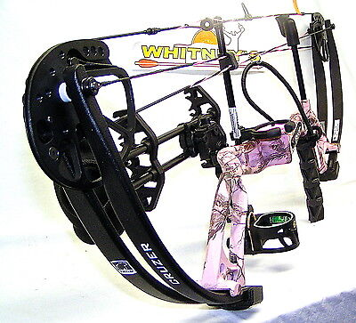 """Fred Bear Cruzer Pink Bow Right Hand Package  5-70#  12-30"""""""