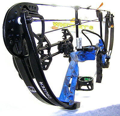 """Fred Bear New for 2016 Cruzer Bow Blue Right Hand Package  5-70#  12-30"""""""