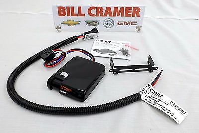 2015-2019 Colorado Canyon Trailer Brake Controller 19330662 Curt w// Harness OEM