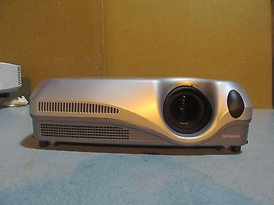 Oem Hitachi Cp-X440 Lcd Multimedia Pc Projector Lamp Time 8 Hours (No Remote)