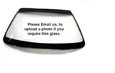 FORD FALCON XD/XE/XF - 1979 to 1988 - 2DR UTE - REAR WINDSCREEN GLASS - CLEAR -
