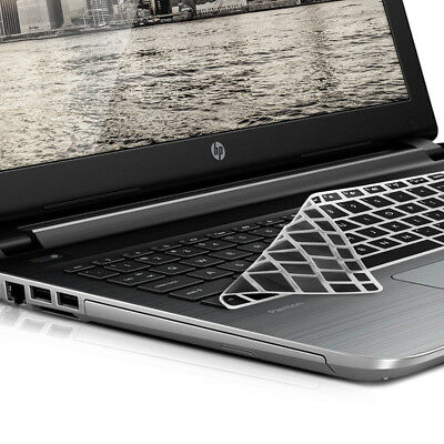 kwmobile KEYBOARD PROTECTOR FOR HP PAVILION 15 BLACK QWERTY (US) SKIN COVER