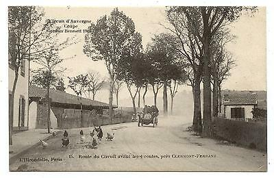 1905.gordon Bennett Cup Car Motor Racing.france.circuit Of Auvergne