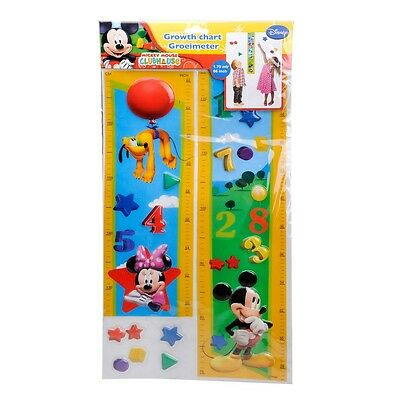 Toise Mickey Minnie 170cm Stickers mural enfant