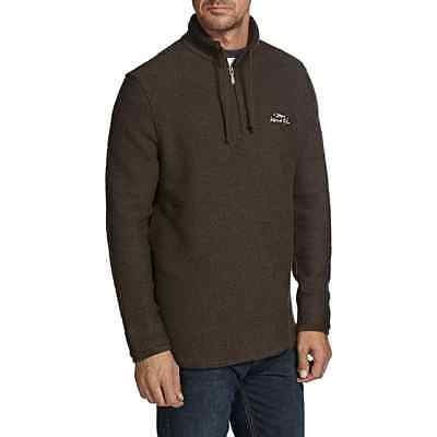 Weird Fish Men's Cruiser Classic 1/4 Zip Macaroni 2016 RRP £55.00