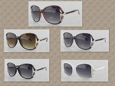 Womens Fashion DG Sunglasses Rhinestone Shades Wholesale 12 Dozen Square 5575