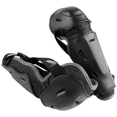 Shift NEW Youth Mx Black Enforcer Dirt Bike BMX MTB Motocross Kids Elbow Guards