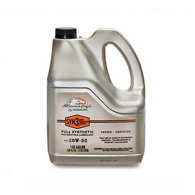 Harley-Davidson Screamin Eagle SYN3 Synthetic Oil - 1 Gallon 62600059
