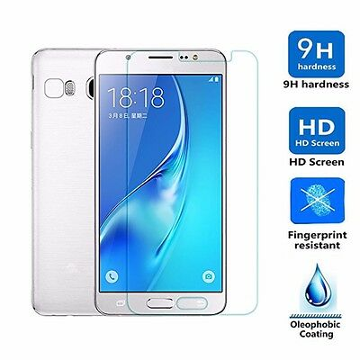 For Samsung J5 2016 Tempered Glass Screen Guard Protective Film Anti-Explosion