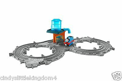 New Thomas & Friends Take n Play Thomas at the Water Tower Playset Toy