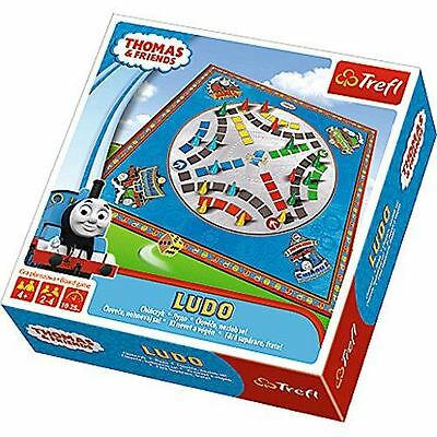 New Thomas & Friends Childrens Ludo Board Game Set