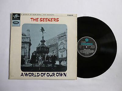 THE SEEKERS ~ A WORLD OF OUR OWN ~  33SX 1722 ~ NrM/EX ~ QUALITY '65 UK VINYL LP