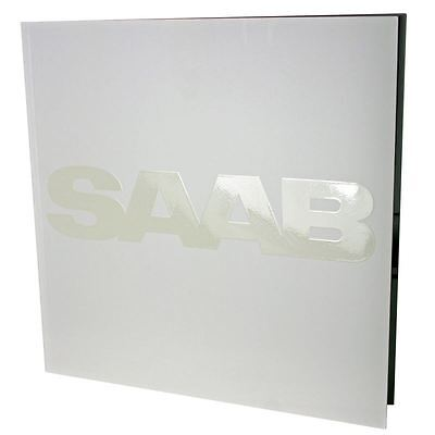 Saab Cars 'the History Of' Glossy Book Limited Edition