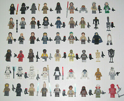 Lego ® Star Wars Minifigure Personnage Choose Original Minifig NEW