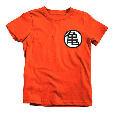 Goku's Training Kids T-Shirt Funny Cotton Youth Tee Sizes S-XL