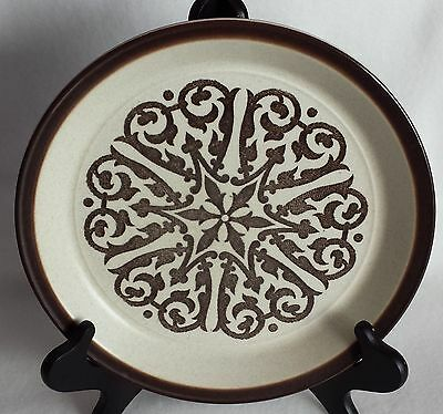 """10 1/4"""" Dinner Plate - Doverstone  Heahter Gates by Staffordshire - England"""