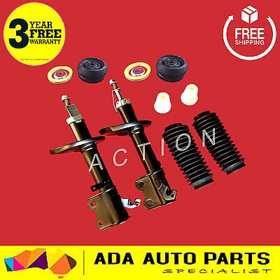 1 x PAIR HOLDEN COMMODORE VR VS VT VX VY FRONT SHOCK ABSORBERS & STRUT MOUNTS