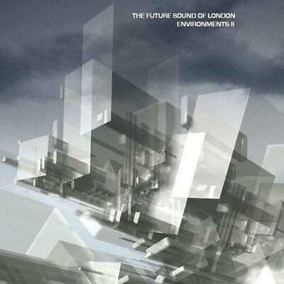 THE FUTURE SOUND OF LONDON – ENVIRONMENTS II Vinyl LP Album (New & Sealed) Vol 2