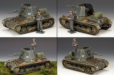 King (and) & Country LAH149 - Panzerjager 1 - Retired