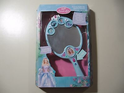 Barbie of Swan Lake: Talking Light Up Musical Mirror (Brand New and Sealed)